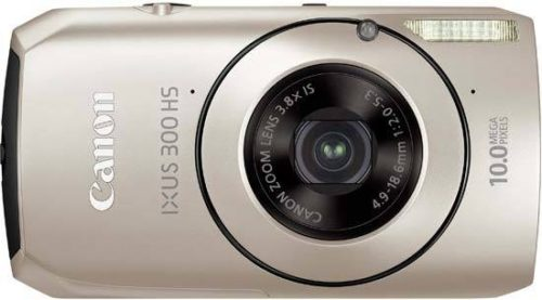 Canon PowerShot SD4000 IS (IXUS 300 HS / IXY 30S) Camera