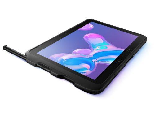 Samsung Galaxy Tab Active Pro: XL battery ensures record battery life