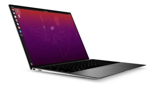 Dell XPS 13 Developer Edition comes with Ubuntu 20.04 LTS