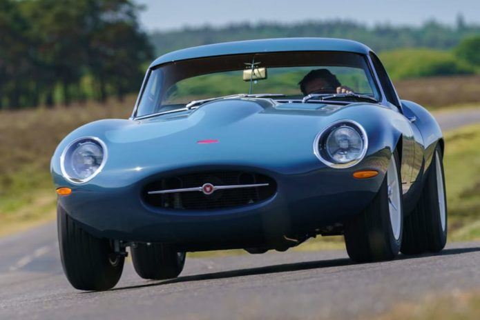 Eagle E-Type Lightweight GT launched