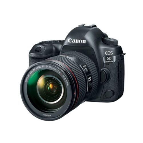 Camera Canon EOS 5D Mark IV