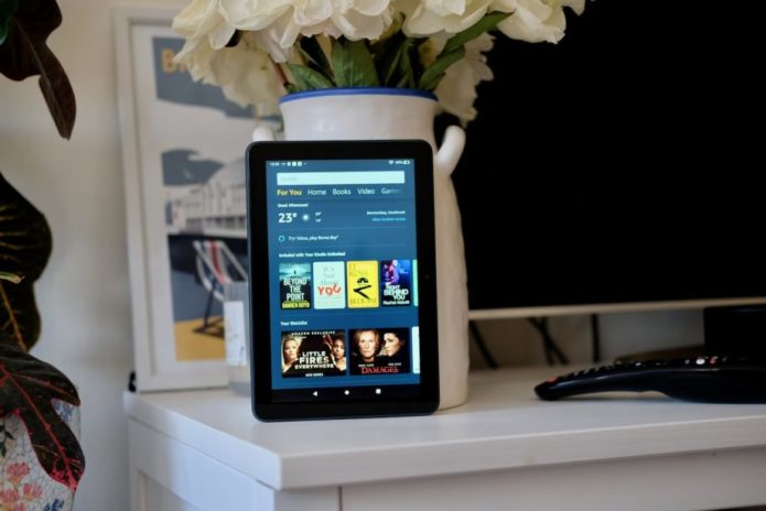 Amazon Fire HD 8 Plus Review