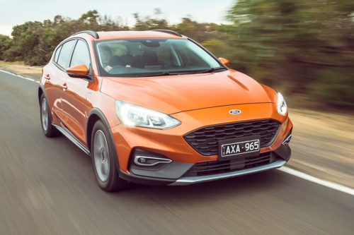 2020 Ford Focus range slashed