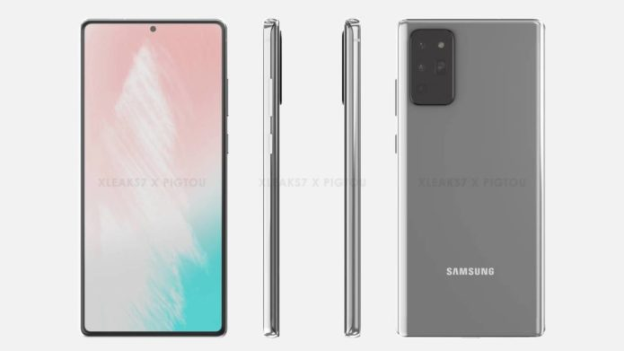 Galaxy Note 20+ cameras could be a mixed bag, Ultra model sighted