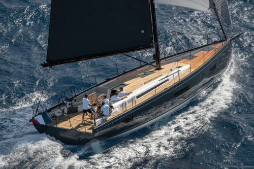 Beneteau First Yacht 53 Boat Review