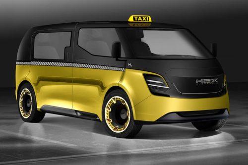 H2X reveals more Aussie FCEV models