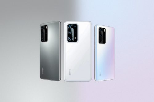 Huawei P40 Pro+ in for review