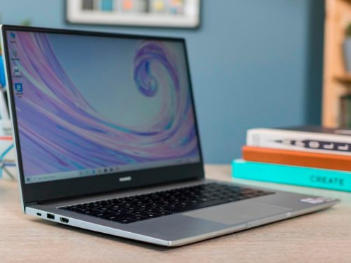 Huawei MateBook D14 (2020) Hands-On Review