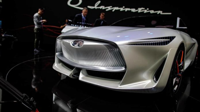 Nissan has a plan for Infiniti but we're not sure fans will like it