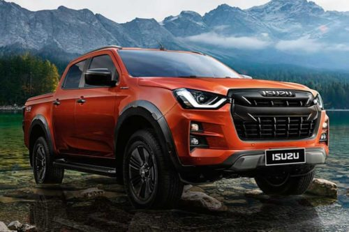 2020 Isuzu D-Max delayed