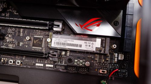 Lexar NM610 M.2 NVMe SSD Review: Responsive and Efficient DRAMless Storage