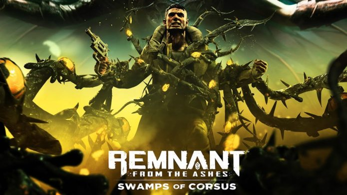 Win Remnant From The Ashes – Swamps of Corsus on PS4 or Xbox One