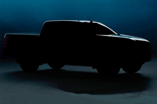 New Mazda BT-50 teased