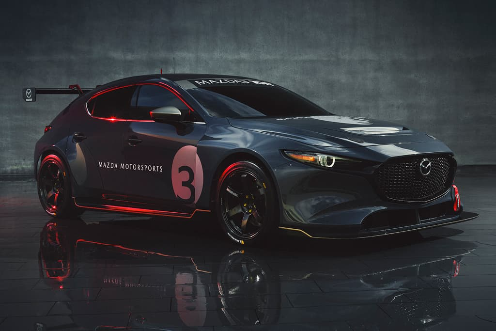 Mazda3 Turbo officially confirmed