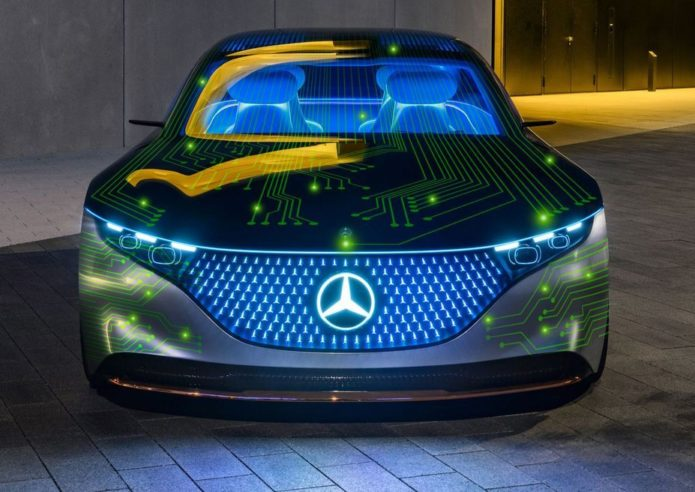 Starting in 2024, Full Mercedes-Benz Lineup Will Have Autonomous Capability