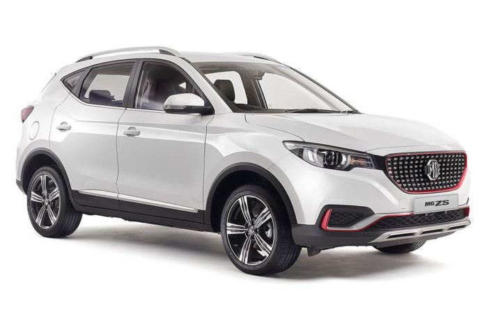 MG ZS soccer special revealed