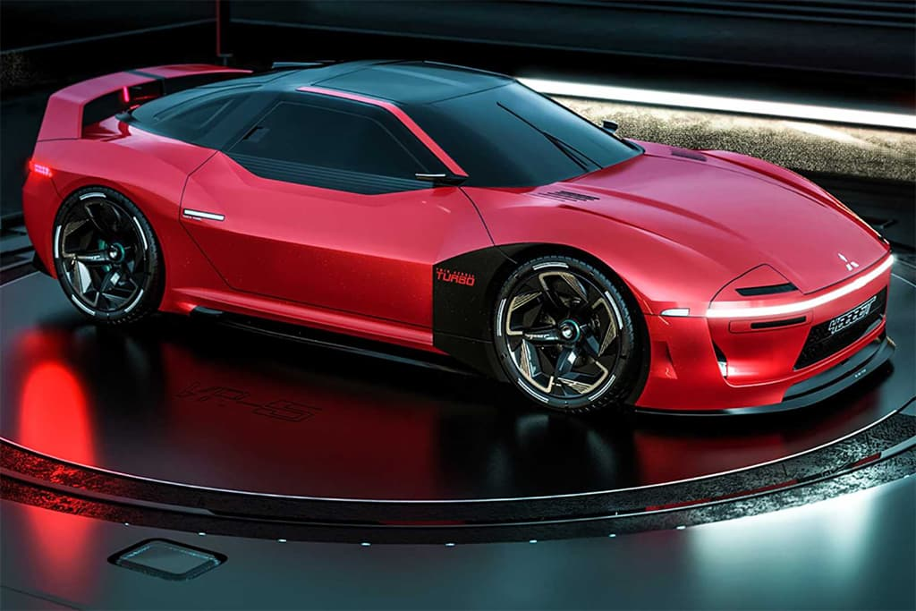 Mitsubishi 3000GT could return