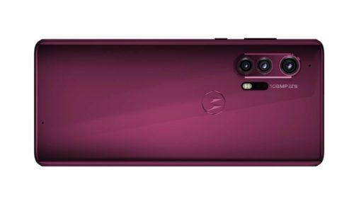 Motorola Edge+ cameras do decently well in DxOMark's tests