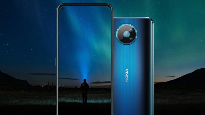 """Nokia 8.3 """"truly global"""" 5G finally pops up in Germany"""
