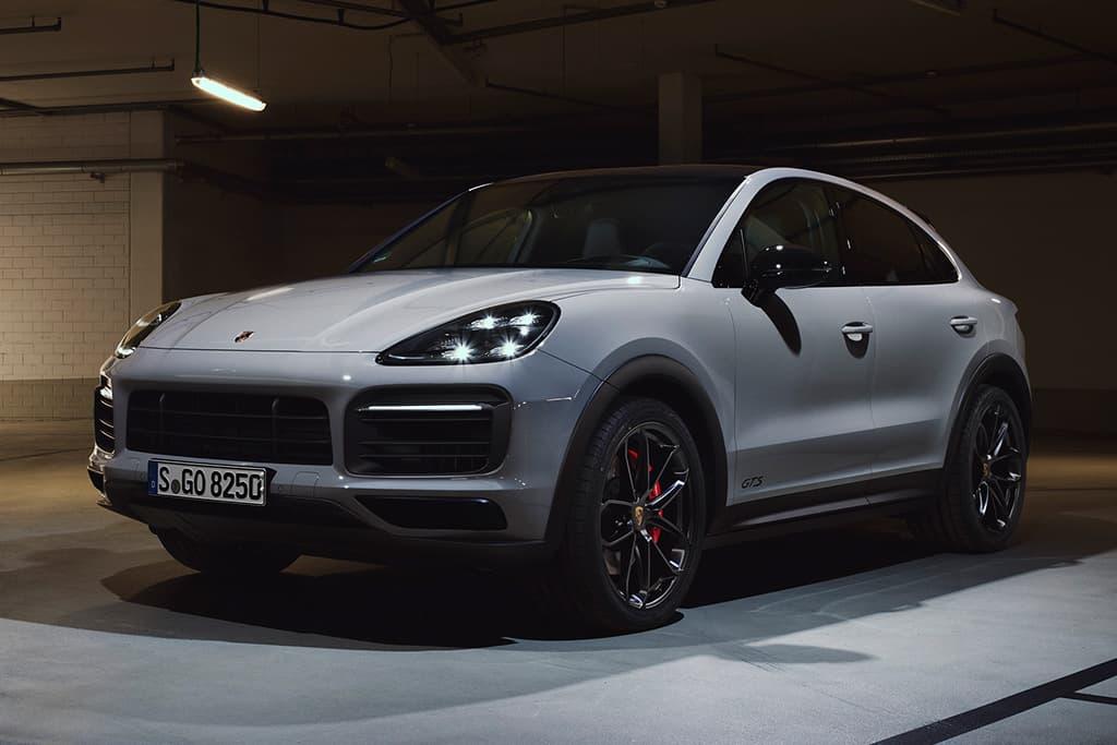 Porsche Cayenne GTS returns to V8 power