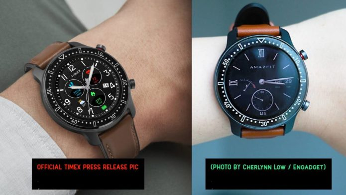 Timex smartwatches collaborate with Huami [UPDATE]