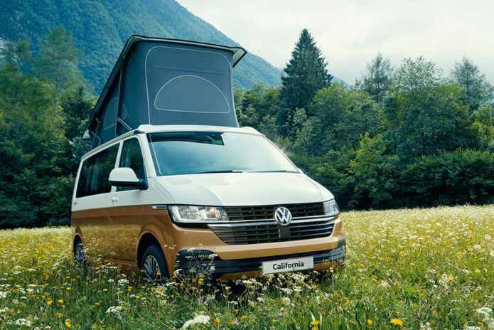 New Volkswagen California Beach sold out