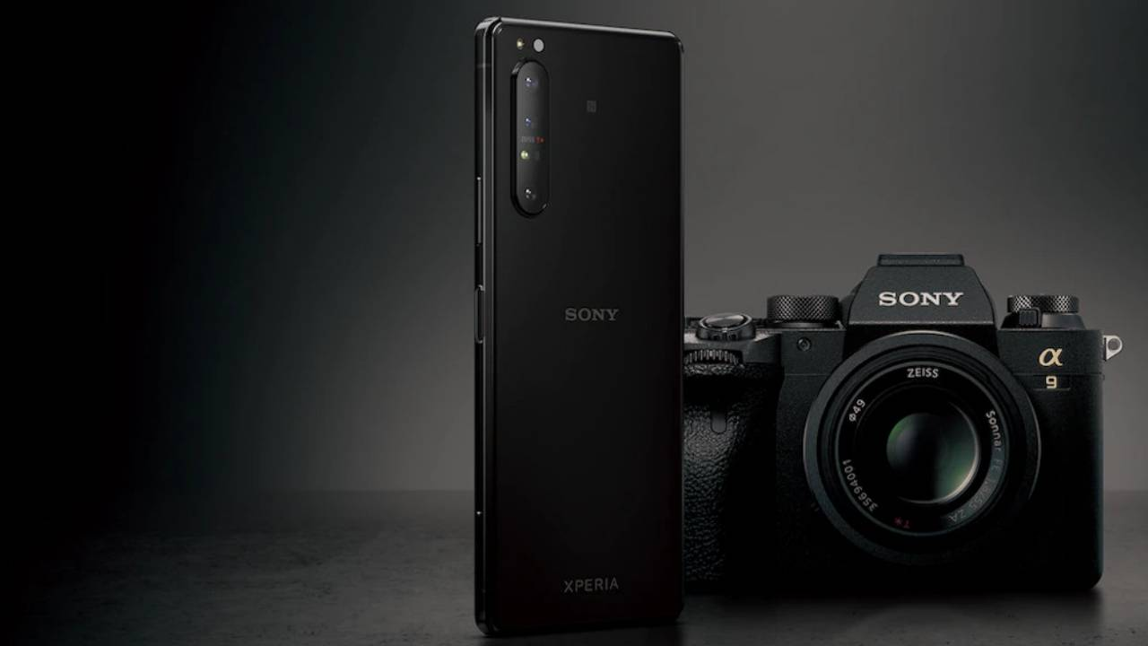 Xperia 1 II with Sony WF-1000XM3 earbuds go on pre-order