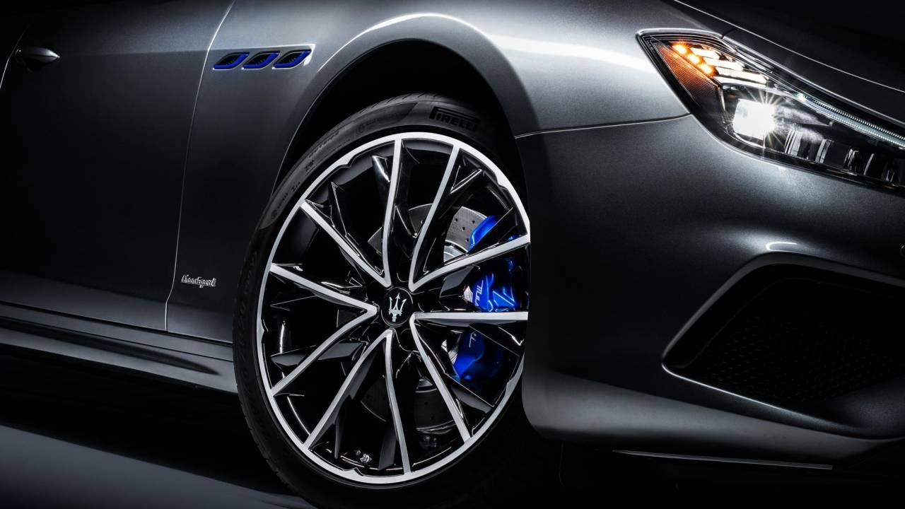 2021 Maserati Ghibli Hybrid debuts with an Alfa Romeo engine