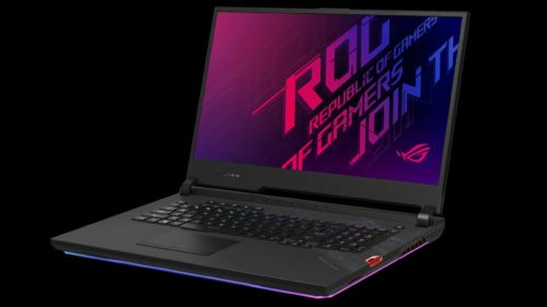 Asus ROG Strix Scar 17 (G732) Review