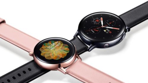 Galaxy Watch 3 firmware leak reveals features and watch faces