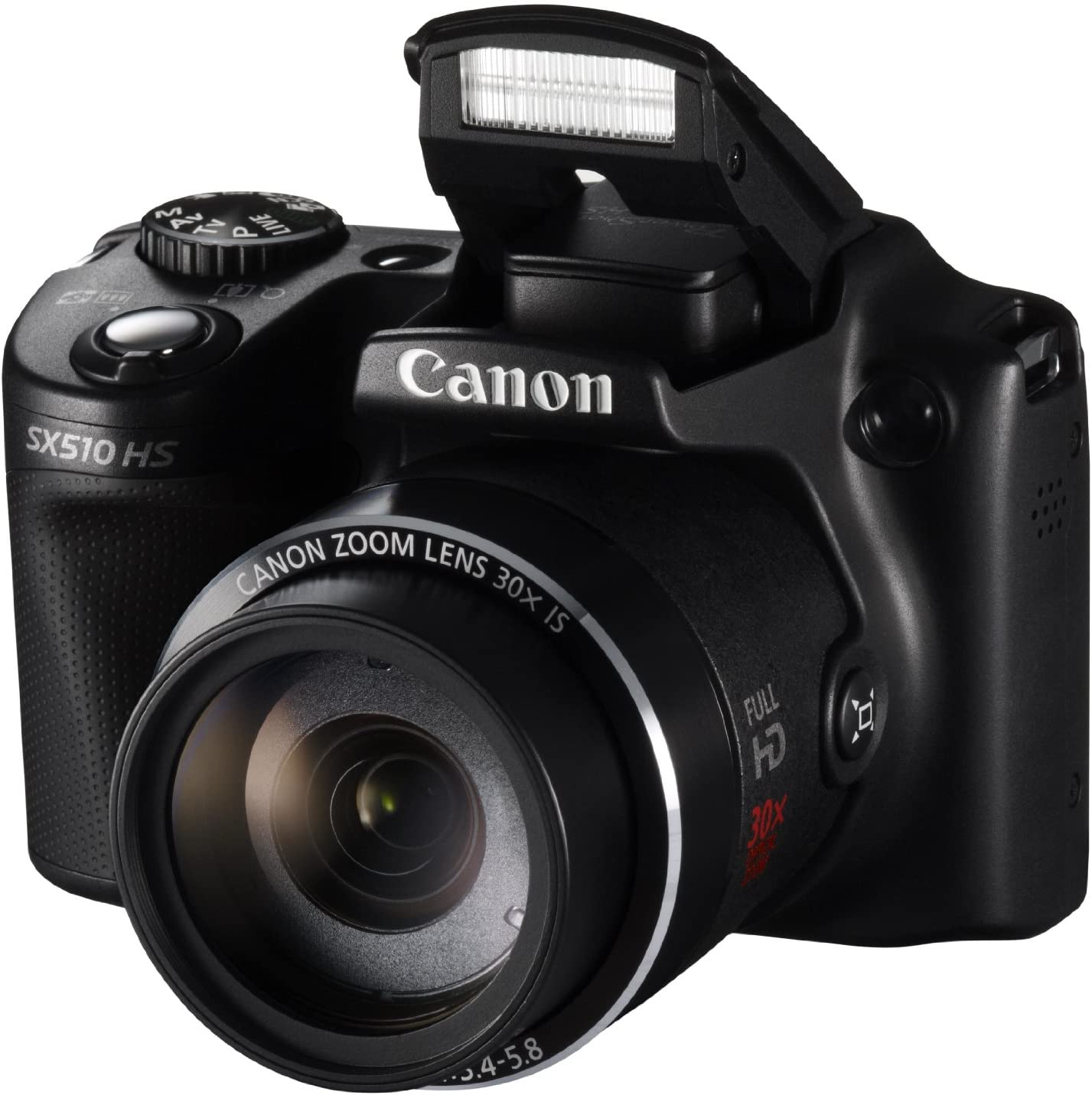 Canon PowerShot SX510 HS Camera