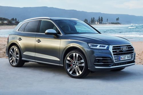 Audi SQ5 diesel to return
