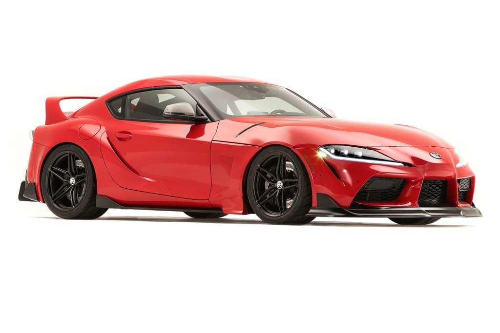 Toyota Supra GRNM to score 390kW BMW M3 power