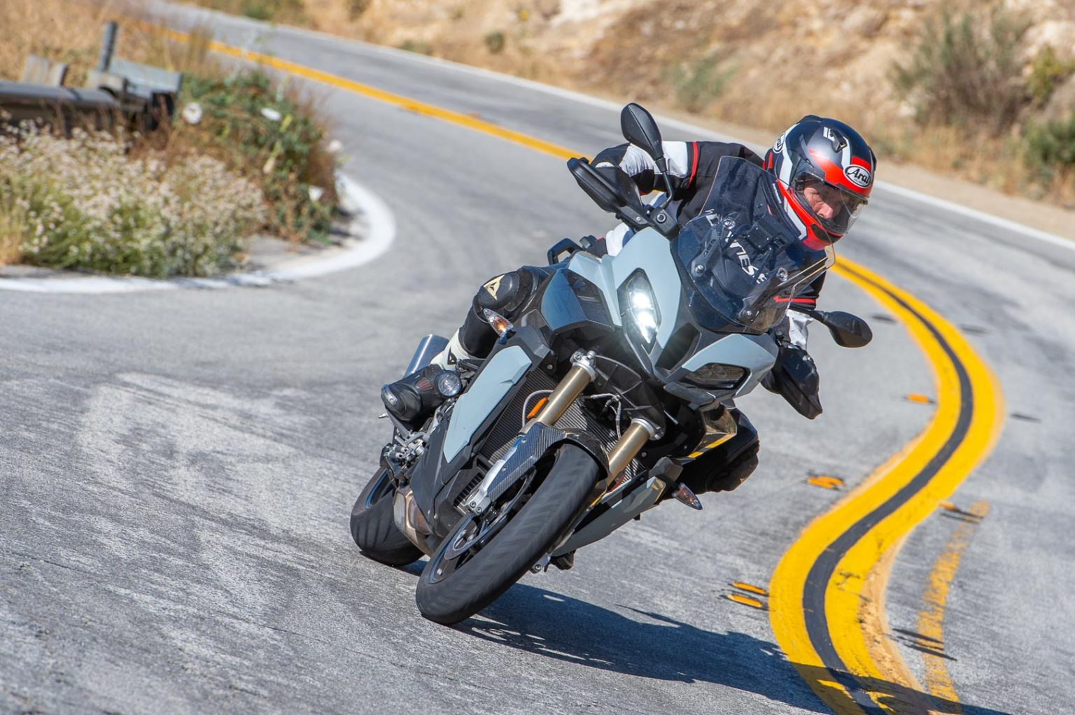 2020 BMW S 1000 XR Review - YouTube