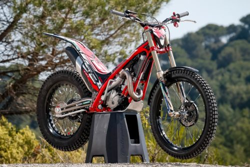 2020 GasGas TXT GP Lineup First Look: 4 More Trials Bikes
