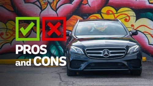 2020 Mercedes-Benz E450 Wagon: Pros And Cons