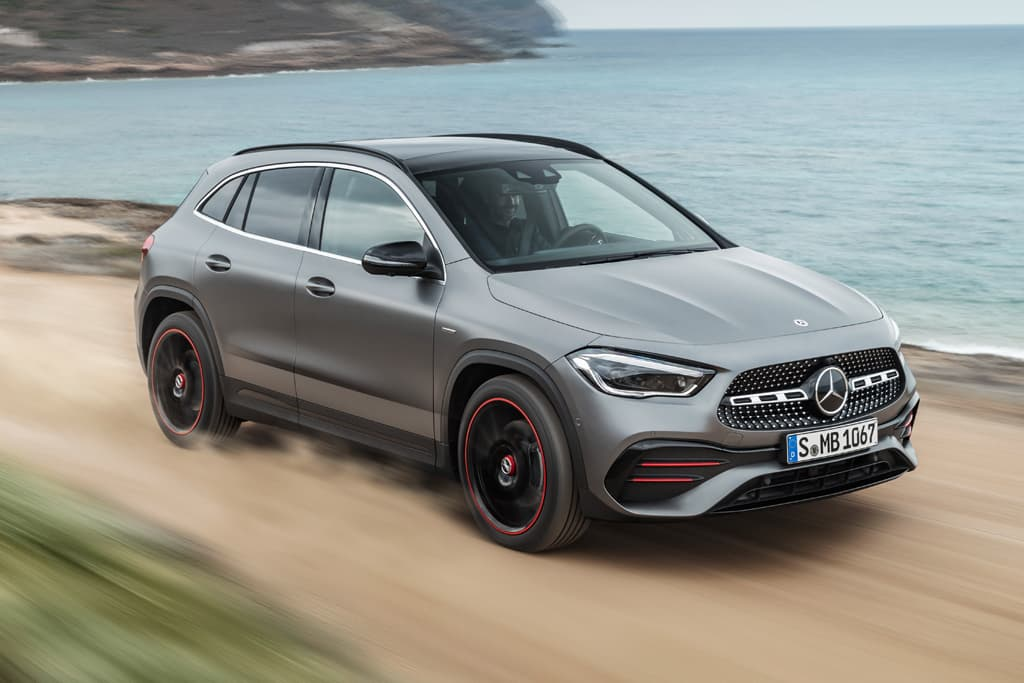 New Mercedes-Benz GLA: price and spec