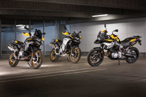 2021 BMW F 850 GS AND GS ADVENTURE FIRST LOOK: 8 FAST FACTS