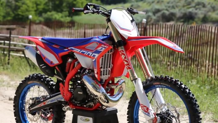 2021 BETA 300 RX FIRST LOOK: LIMITED-EDITION MOTOCROSS MOTORCYCLE