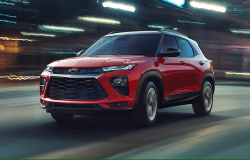 2021 Chevrolet Trailblazer RS First Drive Review: Make New Trax