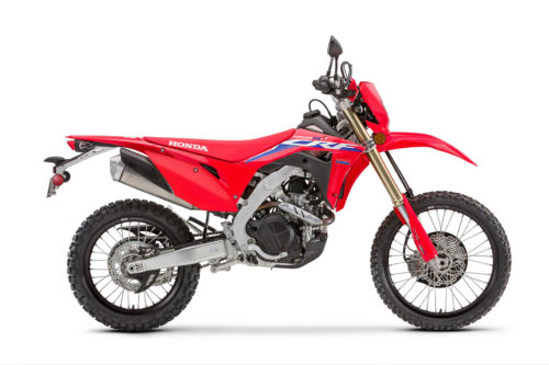 2021 HONDA CRF450RL AND CRF450X FIRST LOOK: ECO FRIENDLY