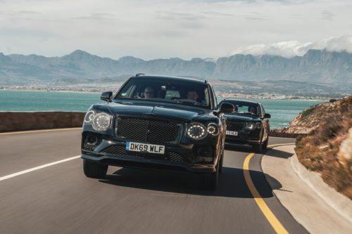 2021 Bentley Bentayga Gets a New Look