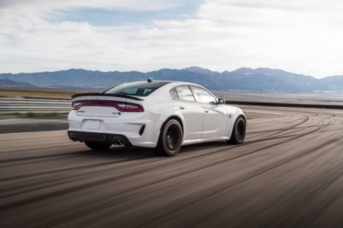 2021 Dodge Charger SRT Hellcat Redeye is poised to become the world's fastest sedan