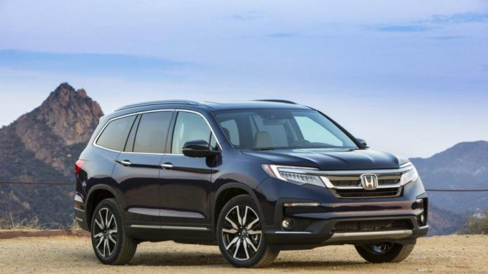 2021 Honda Pilot Review