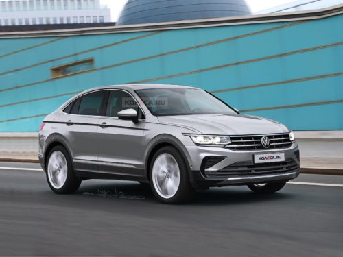 2022 Volkswagen Tiguan Review