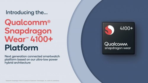 Snapdragon Wear 4100: All you need to know about Qualcomm's next smartwatch platform