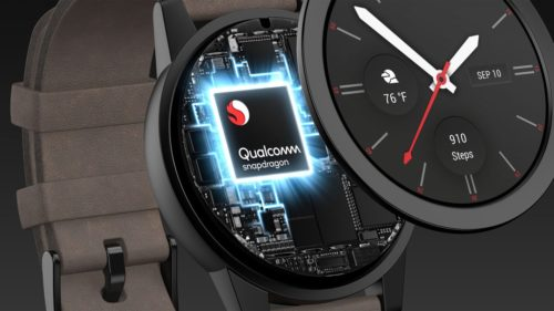 New Snapdragon Wear 4100+ platform offers week long battery life