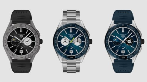 New summer Tag Heuer Connected smartwatch editions land