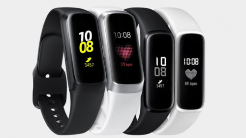 Samsung's Galaxy Fit tracker is half price right now