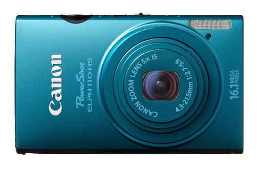 Canon PowerShot ELPH 110 HS (IXUS 125 HS) Camera